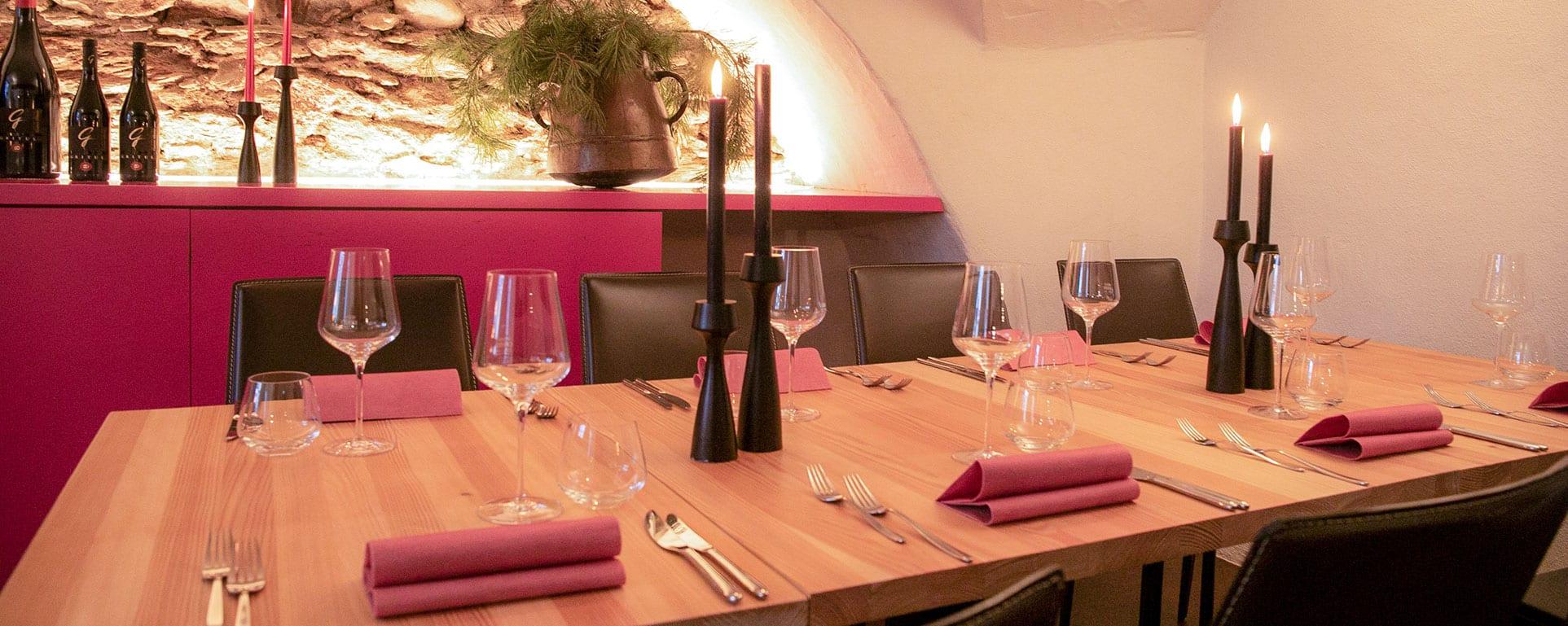Spezialitäten im Julius - Restaurant in Schladming